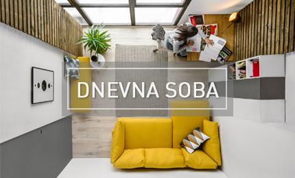 Opremite dnevnu sobu u svom apartmanu uz vrhunski Meblo Trade namještaj