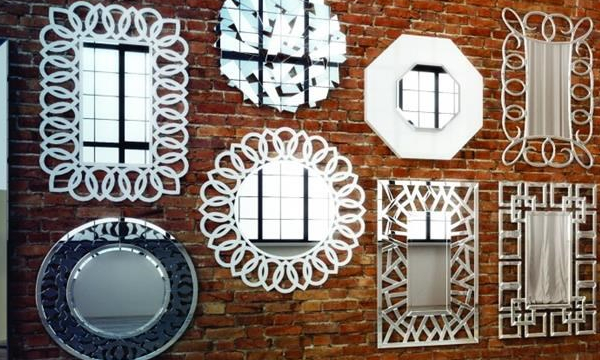 Dekoracije - ogledala