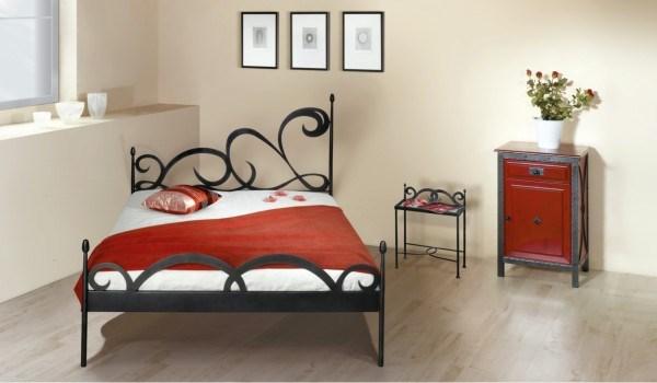 kovano željezo kreveti Krevet CARTAGENA   Meblo Trade Webshop kovano željezo kreveti