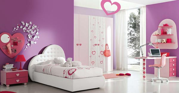 Krevet Cuore