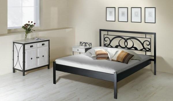 kovano željezo kreveti Krevet GRANADA   Meblo Trade Webshop kovano željezo kreveti