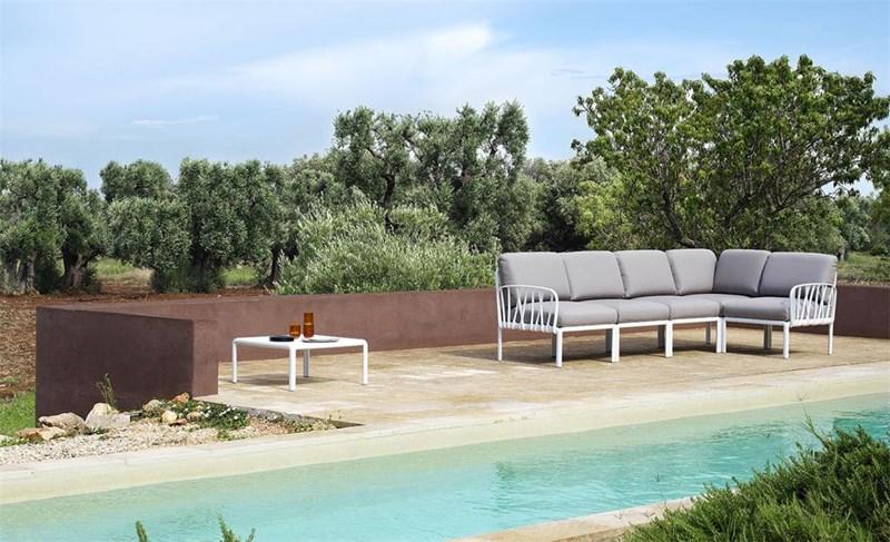 Vrtni namještaj Nardi uvijek donosi novitete u svojoj ponudi. Izuzetno otoporan materijal pogodan i za vanjsku primjenu.