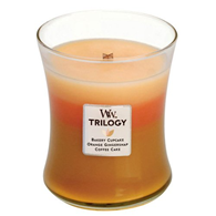 Svijeća Woodwick Fresh Baked trilogy - medium